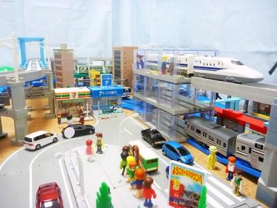 ターミナル駅の街