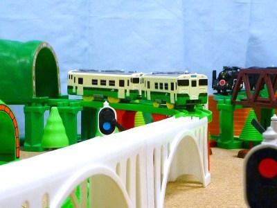 新緑の会津路